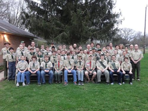 TroopTrack - Scout Troop Management for the 21st Century