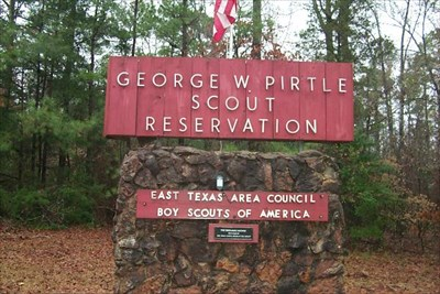 Summer Camp @ G.W. Pirtle Scout Reservation